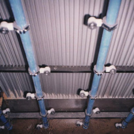 Spray Type Air Coolers